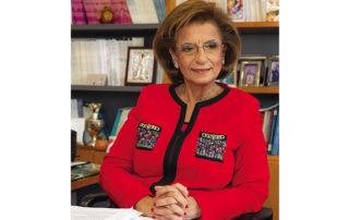 Συνέντευξη της Δρ. Λυδίας Ιωαννίδου-Μουζάκα στο περιοδικό ΔΥΟ